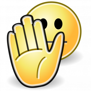 face-hand