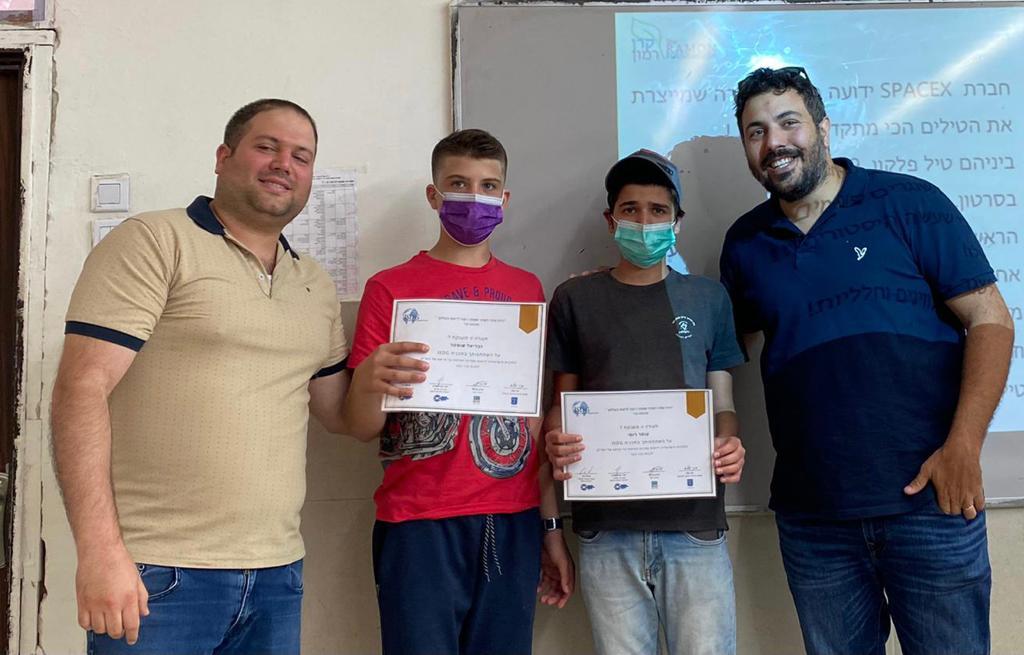 בתמונה: מחנך ח׳ מופ